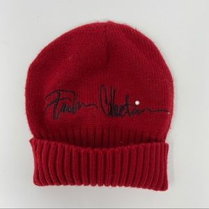 Fubu The Collection Kids Red Beanie